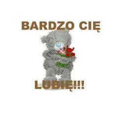 GIFY I OBRAZKI: LUBIE CIĘ Bear Pictures, Crochet Hats, Christmas Ornaments, Holiday Decor, Home Decor, Bears, Humor, Google, Paper Board