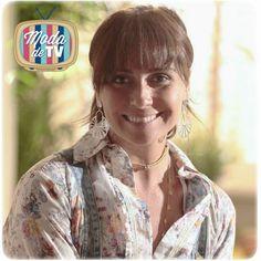 Estilo Clara Giovanna Antonelli novela Em Família