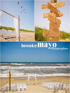 Outer Banks Wedding, OBX wedding, Sanderling Resort, Sanderling Resort wedding, beach ceremony, Beach wedding, destination wedding, Candace Owens, Brooke Mayo Photographers, www.brookemayo.com