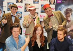 Karen and the Babes - Doctor Who