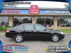 2008 CHEVROLET IMPALA  77,421 Miles Detroit, MI | Used Cars Loan By Phone: 313-214-2761