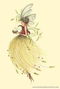 Autumn Fairy - Patience Brewster