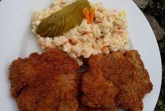 Bramborovo-celerový salát Grains, Rice, Food, Essen, Yemek, Jim Rice, Meals
