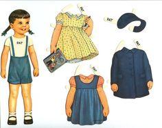 paper dolls - petits bonheurs...