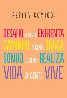 Repita e grave na mente More Than Words, Some Words, Daily Quotes, Life Quotes, Words Quotes, Sayings, Leadership Quotes, Quote Of The Day, Sentences