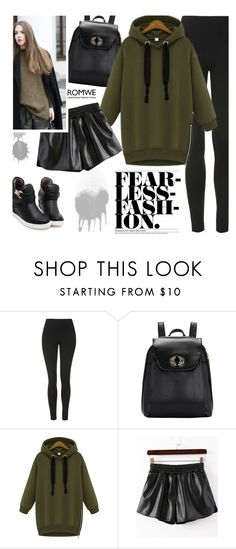"""""""Fearless Fashion."""" by ansev ❤ liked on Polyvore featuring мода и Topshop"""