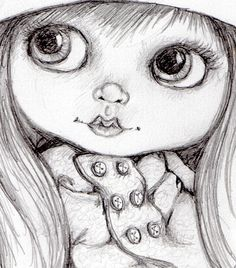 black and white sketches - Google Search