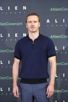 Alien: Covenant' Madrid Photocall, Spain   May 8, 2017