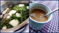 Preparing Tarhana Soup  #TurkishRecipes