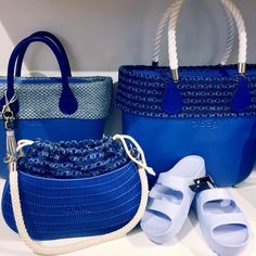 Deep blue selection#obaglove #deepblue #obagstoremoncalieri #obag #baglover #oswing