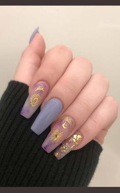 How to choose your fake nails? - My Nails Aycrlic Nails, Dope Nails, Fun Nails, Hair And Nails, 5sos Nails, Gorgeous Nails, Pretty Nails, Uñas Jamberry, Ballerina Nails
