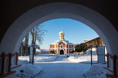 Photograph Valday Iversky Monastery in winter by Kirill Tsytsura on 500px