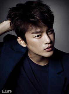 Korean Magazine Lovers : Photo Seo In Guk - Allure Magazine October Issue Park Hae Jin, Park Hyung, Park Seo Joon, Korean Star, Korean Men, Asian Men, Asian Guys, Asian Actors, Korean Actors