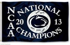 Penn State Volleyball Champs Flag