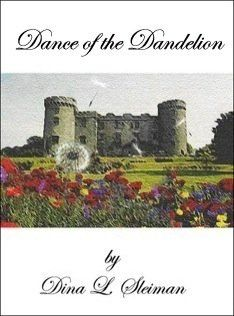 My original mock cover for Dance of the Dandelion.