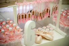 Ballerina Cakes for Birthday Party | Pink Ballerina Party with Lots of Really Cute Ideas via Kara's Party ...