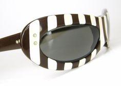 1960's striped