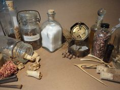 Personalized Spell Kit Service by QuillsOccultSupply on Etsy, $40.00