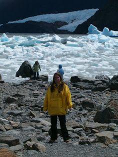 O clima em El Calafate e geleiras na Patagônia| ... Receitinhas e Viagens ...