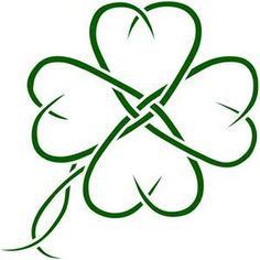 4 Leaf Clover Tattoo Designs - Bing Images