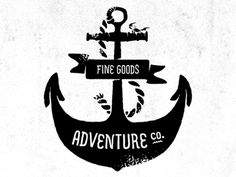 Anchors are a symbol of a sense of adventure