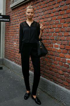 les anti-modernes*: wardrobe planning: the everyday + travel duffel