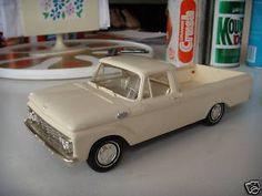 1963 Ford Pickup promo model