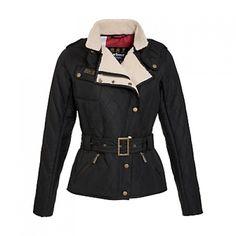 Barbour International Matlock Quilt Jacket, Black