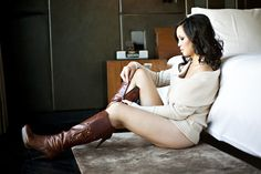boots and boudoir!