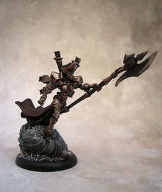 Dark Theme Menoth Army