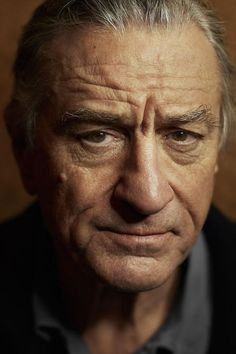 Robert De Niro by Joey L.