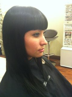Stylist: Natalie Thompson Salon: Texture Hair Salon  #Ottawa #hair #salon #hairdresser #hairstylist #hairsalon #beauty #style #hairstyle