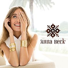 Anna Beck Jewelry...Coming Soon to Occasions!
