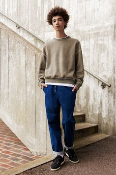 Denim chinos - Topman This is Denim campaign AW15