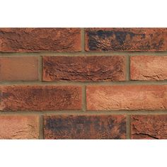 Forterra Facing Brick Hampton Rural Blend - Pack of 495 | Travis Perkins