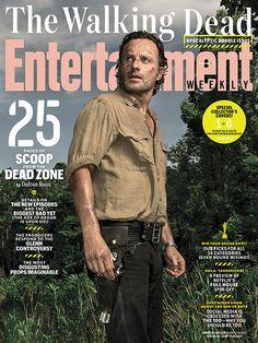 'The Walking Dead': Exclusive EW Portraits   Andrew Lincoln   EW.com