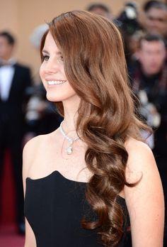 Lana hair and make up wedding idea: #hair #curls #down #elegant