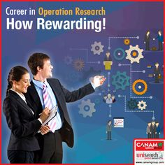 For everyone aspiring for a career in #OperationResearch, #CanamConsultants shows the way for #OverseasEducation. Meet our representatives and select the best countries and Universities offering professional courses in OR #Best_Immigration_Consultancy www.canamgroup.com