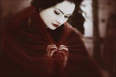 Crimson by ~NataliaDrepina on deviantART