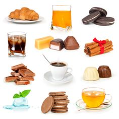 A list of refined and high glycemic index carbohydrates  (Belly Fat Reasons)