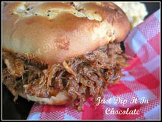 Just Dip It In Chocolate: Slow Cooker Chipotle Pulled Pork Recipe