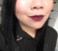 NARS Dragon Girl Velvet Matte Lip Pencil Review Photos