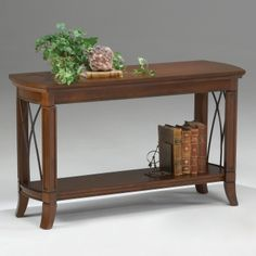 Bernards 8622 Cathedral Sofa Table