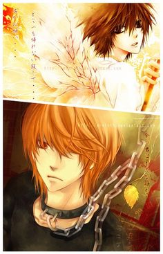 L. Yagami Raito (Death Note) If thats what light looked like hed be sexy