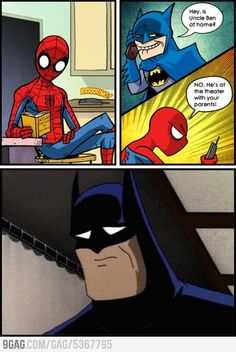 Marvel vs DC comedy