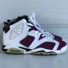 e8aef786e60339 Jordan 6 Grape Size 5.5Y  fashion  clothing  shoes  accessories   kidsclothingshoesaccs
