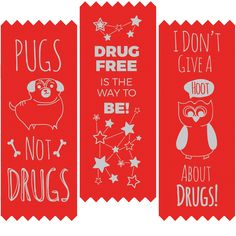 Help prevent drug abuse early with these kid-friendly new ribbons from PSA Worldwide Corp. Red Ribbon Week, Nicotine Addiction, School Doors, Addiction Help, Drug Free, Find People, Awareness Ribbons, In Writing