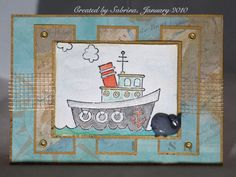 SC264 Sailing into the Blue  Boatloads of love