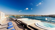 Barceló Hamilton Menorca - Adults Only: Adults only hotel located on the beautiful bay of Mahón, Menorca. Enjoy an unforgettable holiday with your partner or friends by booking at Barcelo.com