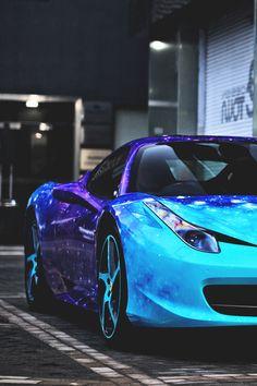 Galaxy Ferrari